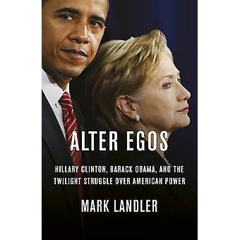 Alter Egos - Hillary Clinton - Barack Obama - y el Lu de Crepúsculo