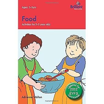 Food by Adrienne Walton - 9780857476630 Book