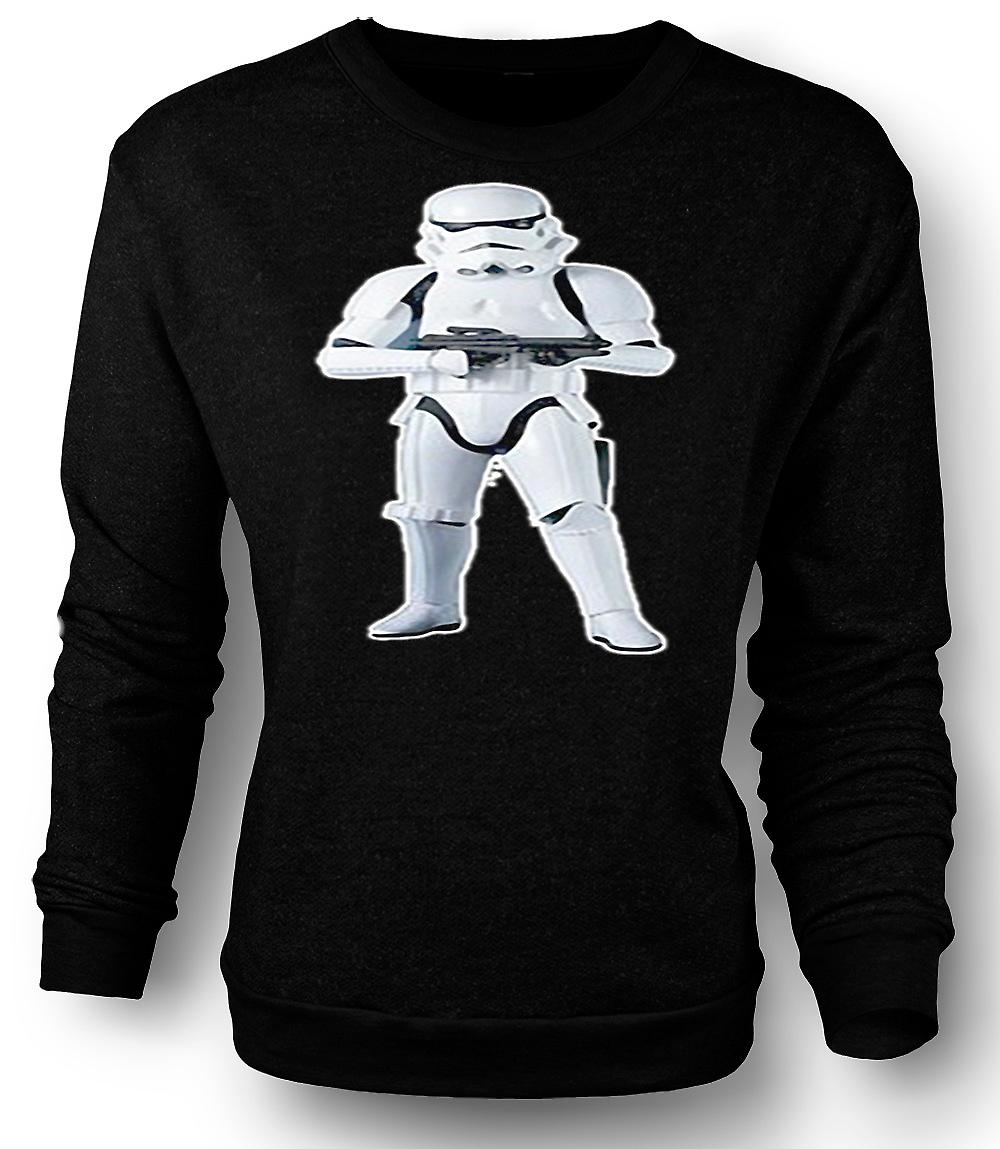 Mens Sweatshirt Star Wars - Storm Trooper - Film