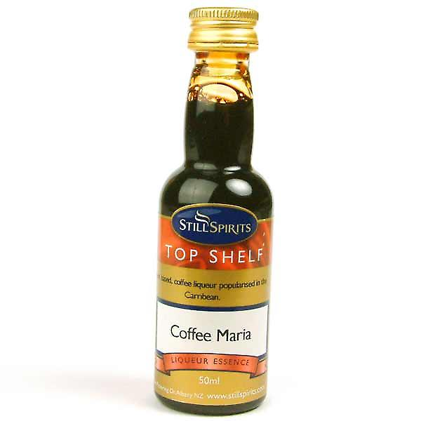 Still Spirits - Top Shelf Coffee Maria