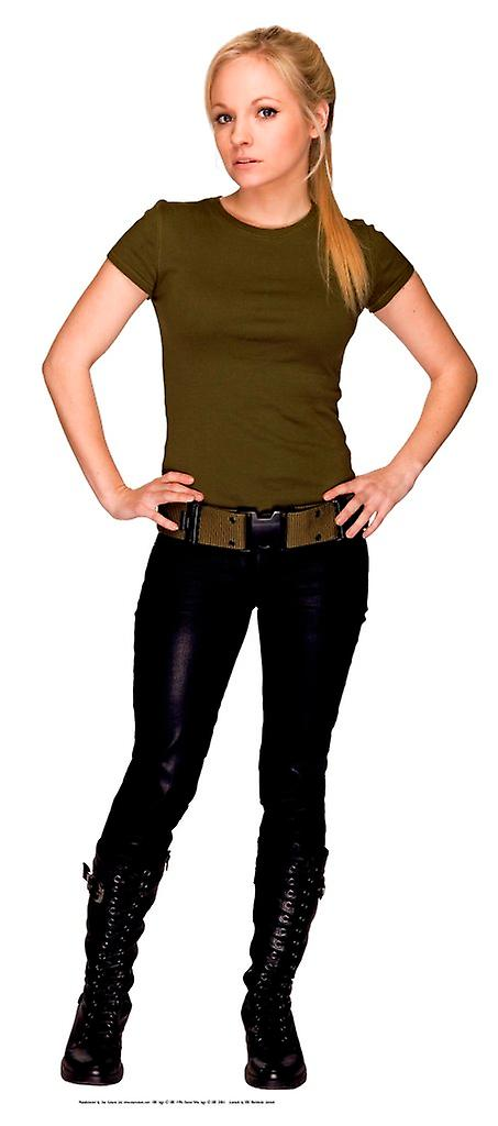 Doctor Who - Jenny (Georgia Moffett) Lifesize Cardboard Cutout / Standee