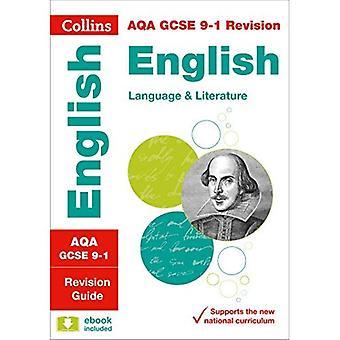 AQA GCSE Englisch und englische Literatur: Revision Guide (Collins GCSE Revision und Praxis - neue 2015...