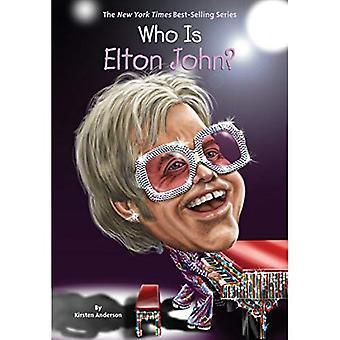 Who Is Elton John? (Who Was...?)