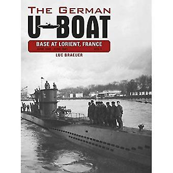 German U-Boat Base at Lorient, France: 1