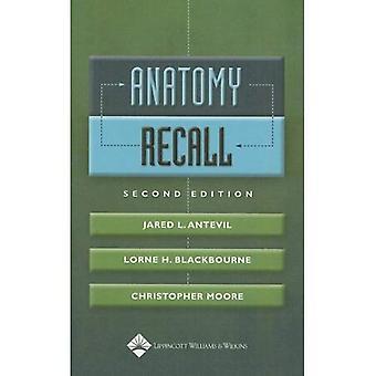 Anatomie Recall (Recall-serie)