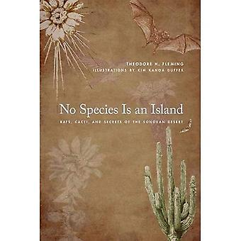No Species Is an Island: Bats, Cacti, and Secrets of the Sonoran Desert
