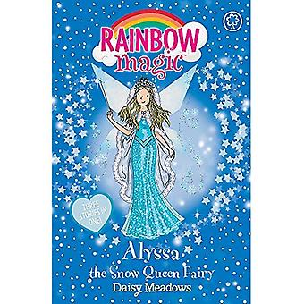 Rainbow Magic: Alyssa de sneeuwkoningin Fairy