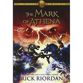Heroes of Olympus, boken tre: Markera av Athena