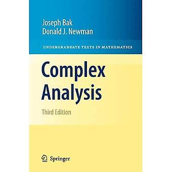 Komplex analys