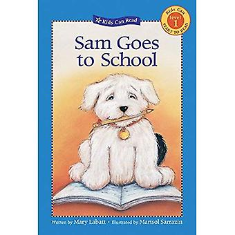 Sam Goes to School (Kids Can Read!: Level 1 Start to Read)