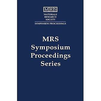 Intermetallic Matrix Composites III: Symposium Held April 4-6, 1994, San Francisco, California, U.S.A
