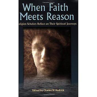 When Faith Meets Reason: Religion Scholars Reflect on Their Spiritual Journeys