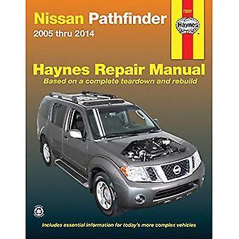 USA Nissan Pathfinder Automotive Repair Manual: 2005-15 (Haynes Repair Manual)