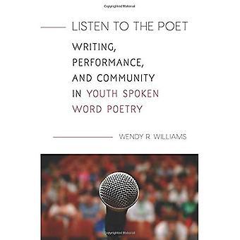 Écouter le poète