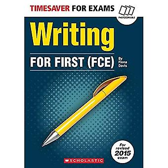 Writing for First (FCE) (Timesaver for Exams)