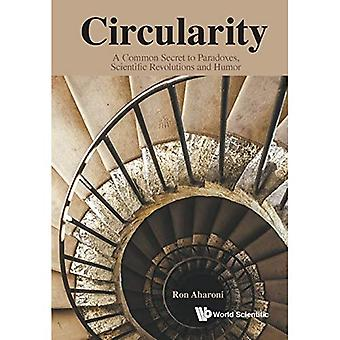 Circularity: A Common Secret to Paradoxes, Scientific Revolutions and Humor