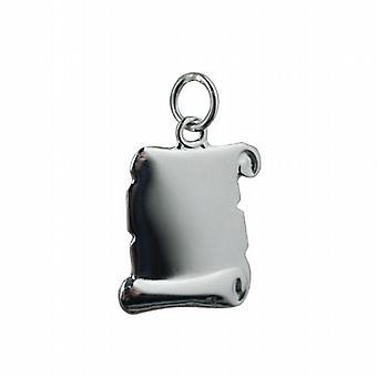 17x14mm normale scorrimento ciondolo in argento