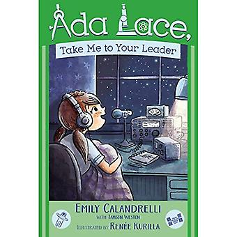 Ada kant, Take Me to Your Leader (een Ada Lace Adventure)