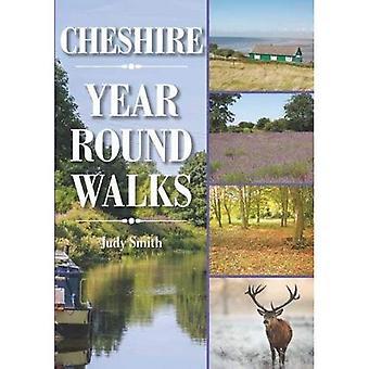 Cheshire Year Round Walks (Year Round Walks)