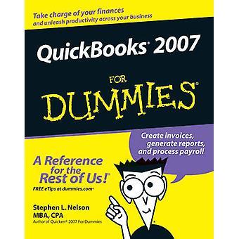 QuickBooks 2007 لالدمي التي نيلسون & ستيفن لام.