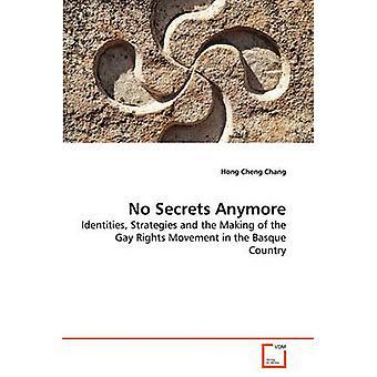 Ingen hemmeligheter lenger ved Chang & Hong Cheng