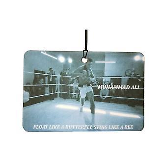 Muhammad Ali ambientador