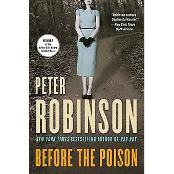 Before the Poison by Peter Robinson - 9780062204684 Book
