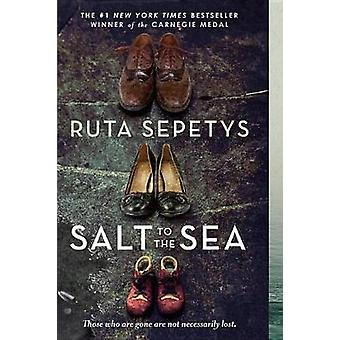 Salt to the Sea by Ruta Sepetys - 9780142423622 Book
