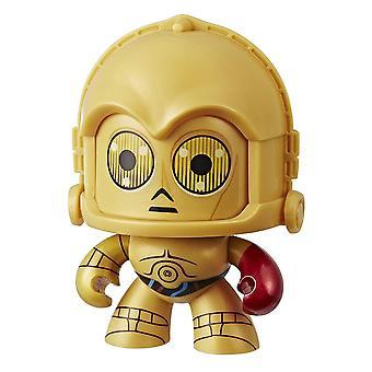 Star Wars Mighty Muggs - E8 C3PO Toy