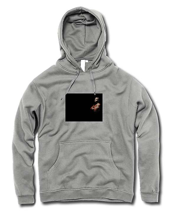 Mens Hoodie - Mike Tyson Boxing