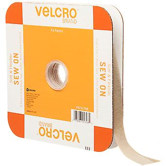 Velcro R Brand Sew On Soft & Flexible Tape 5 8