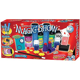 Spectacular 100 Trick Magic Show Ps0c470