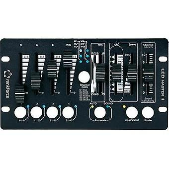DMX controller Renkforce LEDmaster-II 6-channel