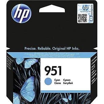 HP Ink Original Cyan CN050AE