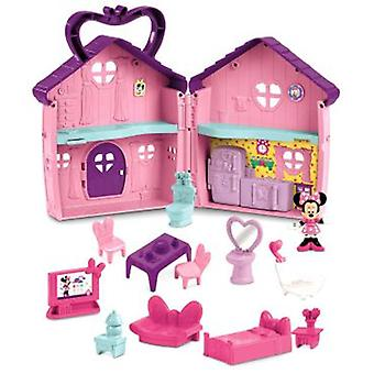 Fisher-Price Casa di Minnie (Giocattoli , Prescolare , Playsets , Scenari)