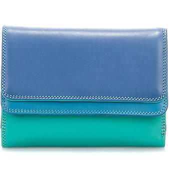 Mywalit Aqua Double Flap Purse