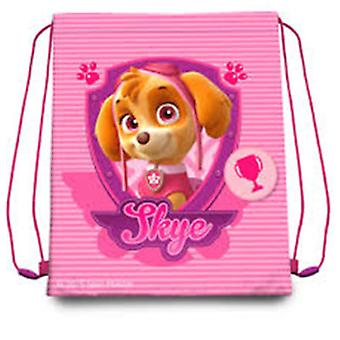 Kids Euroswan Gym Bag 41 Cm Skye Paw Patrol (Toys , School Zone , Backpacks)