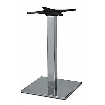 Zuton Square Inox Dining Table Base
