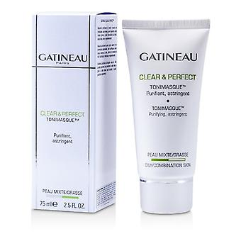 Gatineau klart & perfekt Tonimasque (For fet/kombinasjon hud) 75ml / 2,5 oz