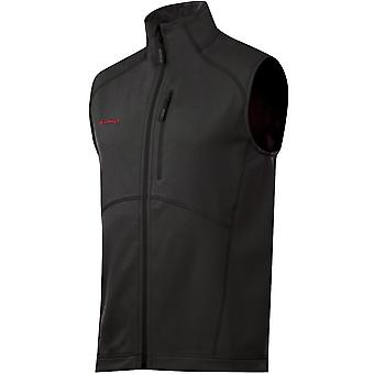 Mammut Mens Aconcagua Vest Black (Medium)