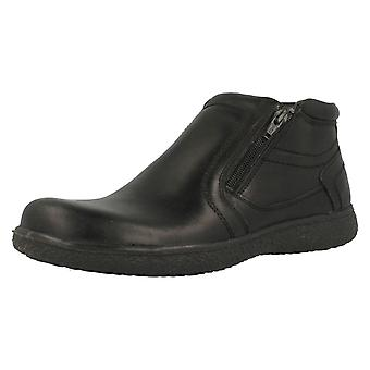 Mens Padders Warm Lined Ankle Boots Mick