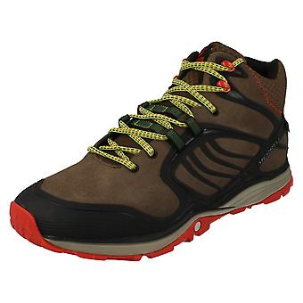 Mens Merrell Waterproof Walking Boots Verterra Mid J01779