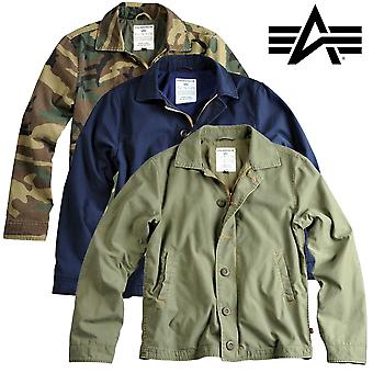 Alpha industries jacket authentic utility