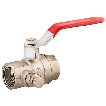 Lever Inline Water Ball Valve 2