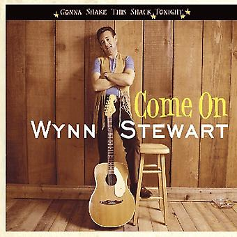 Kommen Sie Wynn Stewart - auf-Gonna Shake This Shack heute Abend [CD] USA import