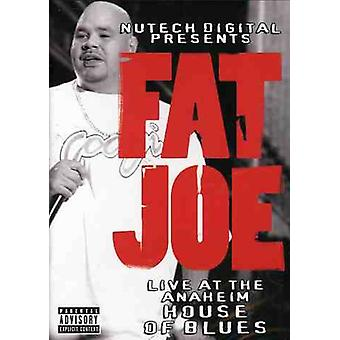 Fat Joe - Live at the Anaheim House of Blues [DVD] USA import