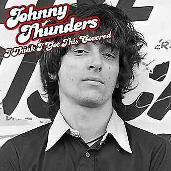 Johnny tordner - tordner Johnny-jeg tror, jeg fik denne Co [Vinyl] USA import