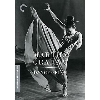 Martha Graham - Dance on [DVD] USA import