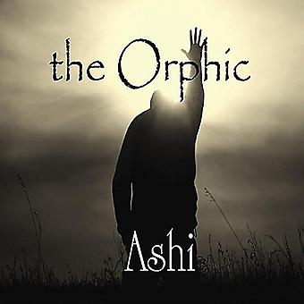 Ashi - Orphic [CD] USA import