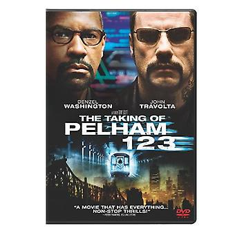 Taking of Pelham 1 2 3 [DVD] USA importieren